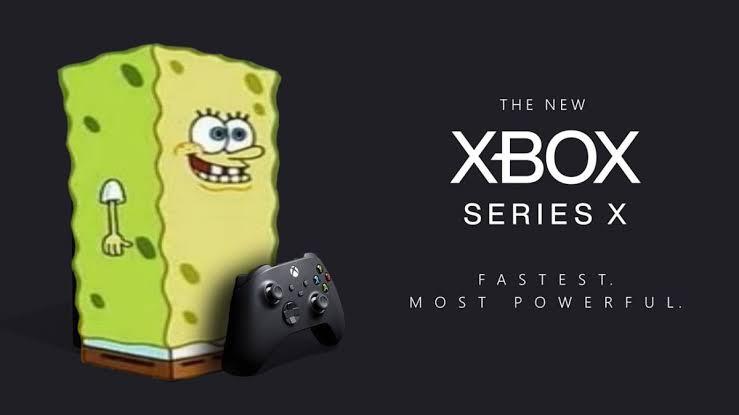 Mas alla de que Xbox no tenga exclusivos, tiene diseños re piolas y con alta potencia. - meme