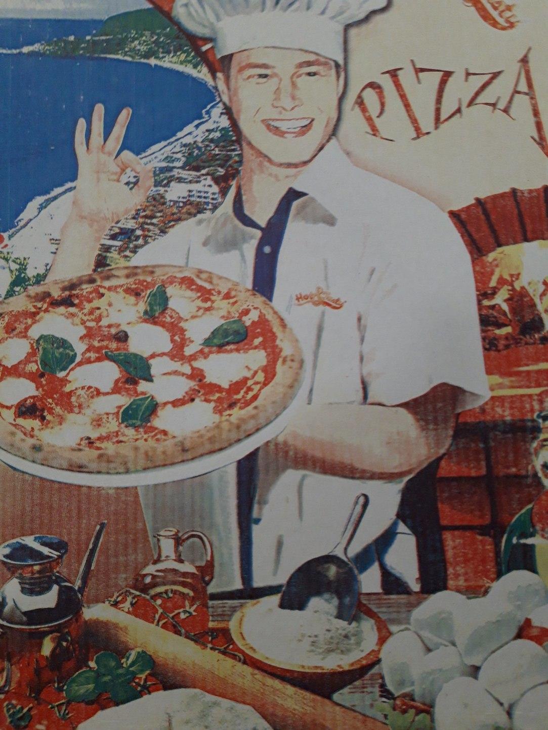 Plantilla de pizza - meme