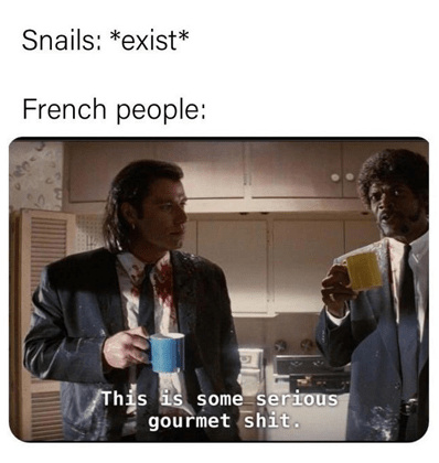 I love Pulp Fiction - meme