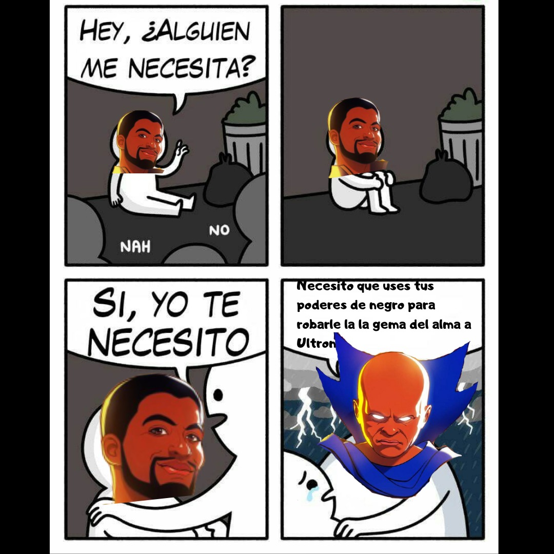 What if capitulo 9 - meme