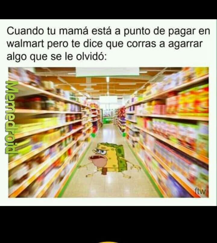 El Walmart :v - meme