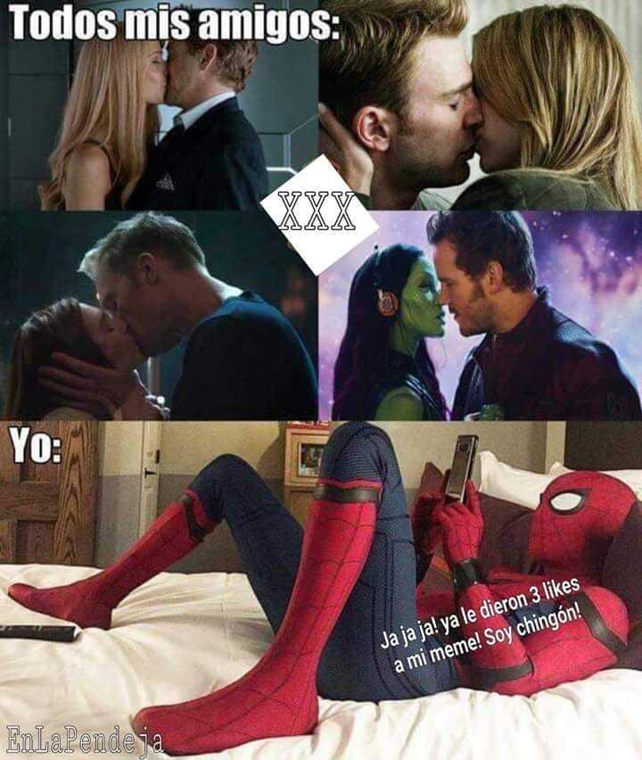 Top Memes De Spider Man En Español Memedroid