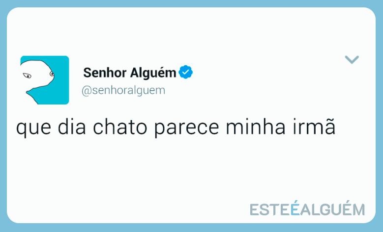 IRMÃ - meme