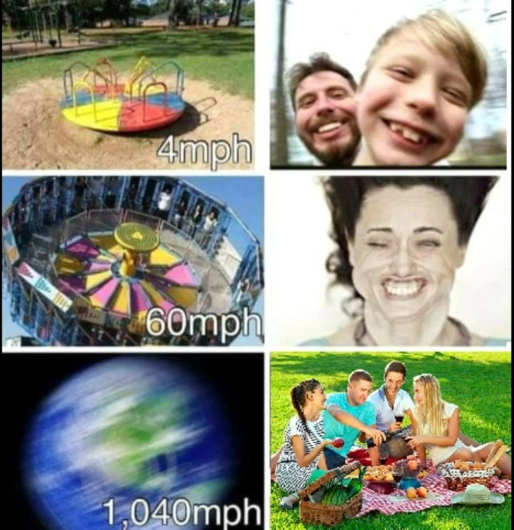 NASA wouldn't lie to me! - meme