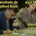 A vá tomar no cu seu Armando!