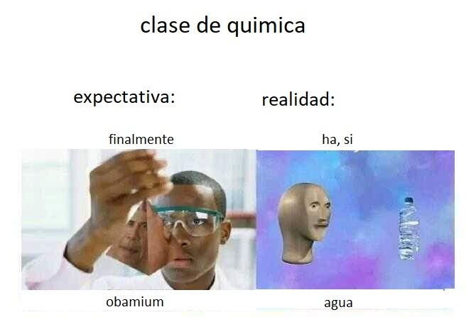 clase - meme