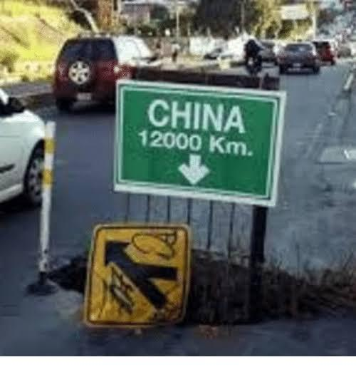 FREE TICKET TO CHINA - meme