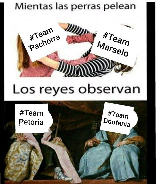 #TeamPetoria - meme