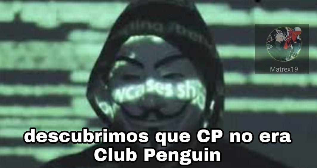 El anonymus - meme