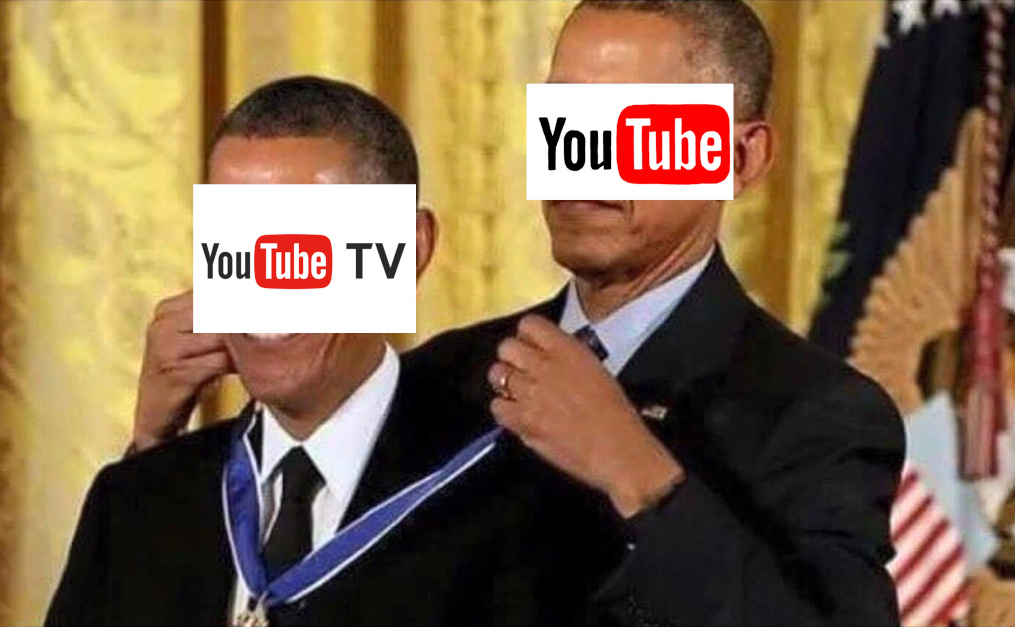 Anyone else get an ungodly amount of YouTube TV ads? - meme