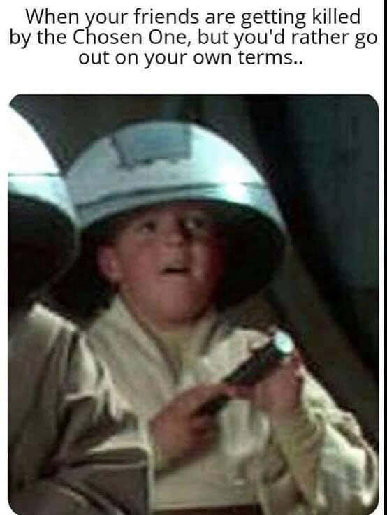 Safety hazard - meme