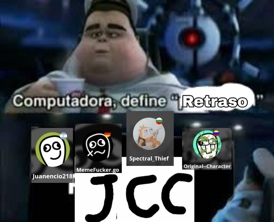 JAJAJA LOS DOME LLORONES, JCC CAE ANTE MI AJJAJAS - meme