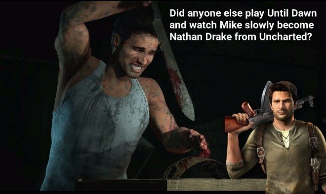 Uncharted Dawn - meme