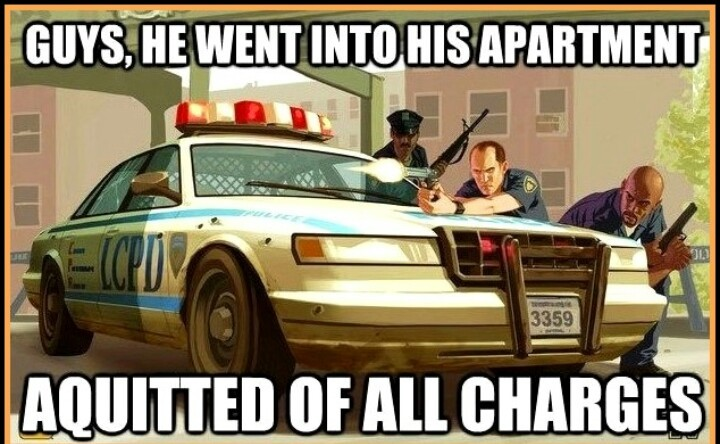 I miss GTA IV - meme