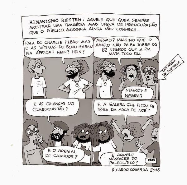 Humanismo Hipster - meme