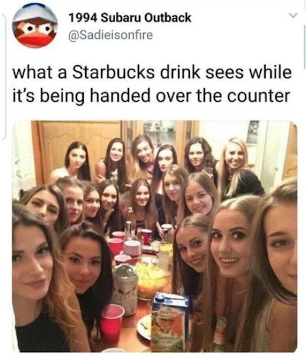 Starbucks - meme