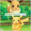 I felt like surprised pikachu made this better