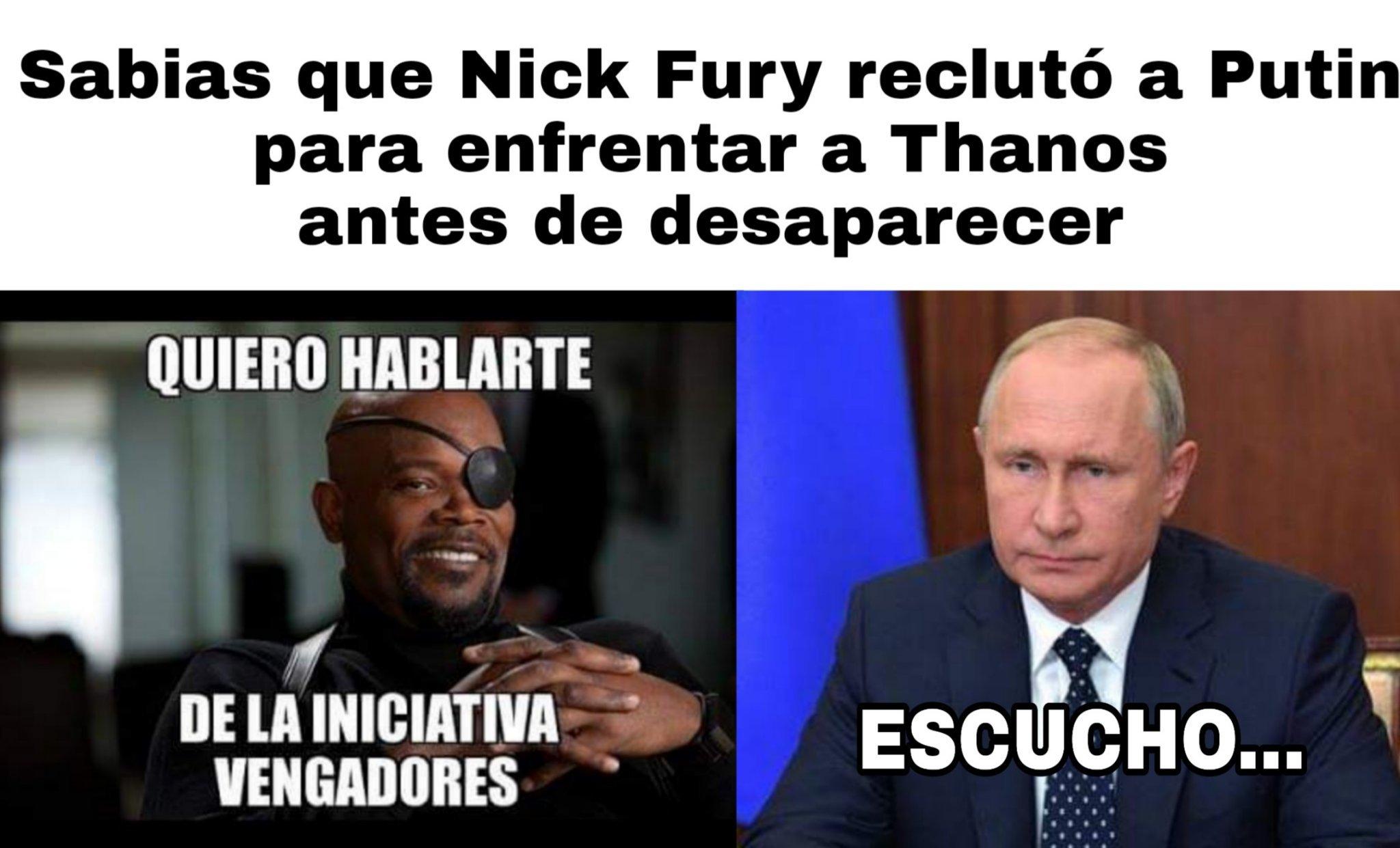 Avengers EndGame - meme