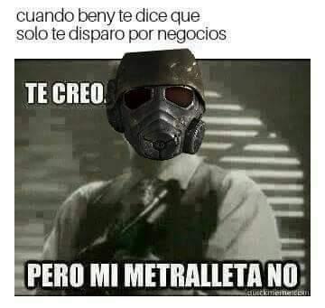 Venganza - meme