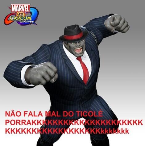 Hulk afrodescendente - meme