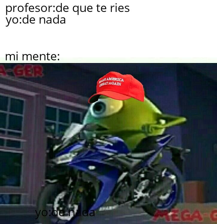 Creditos:mega ger - meme