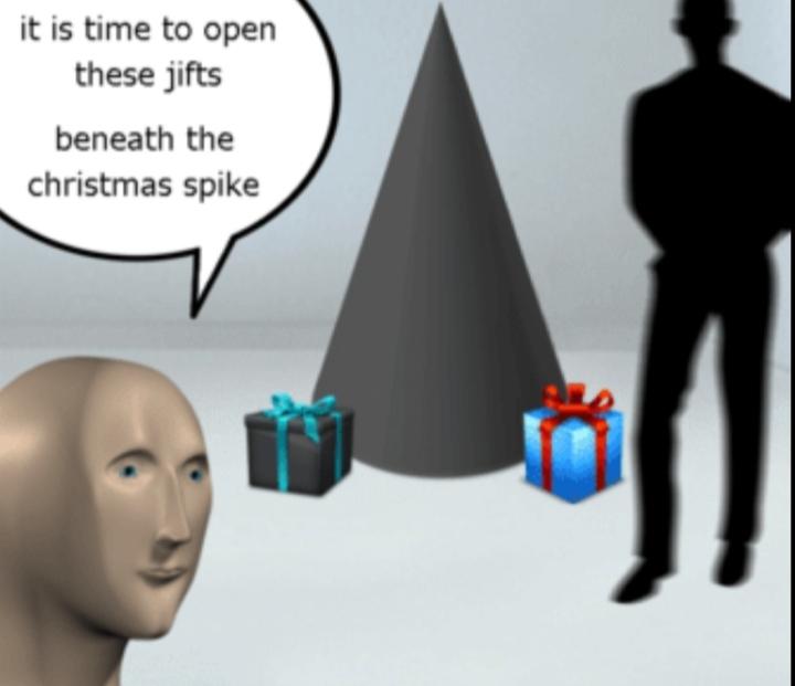 C H R I S T M A S - meme