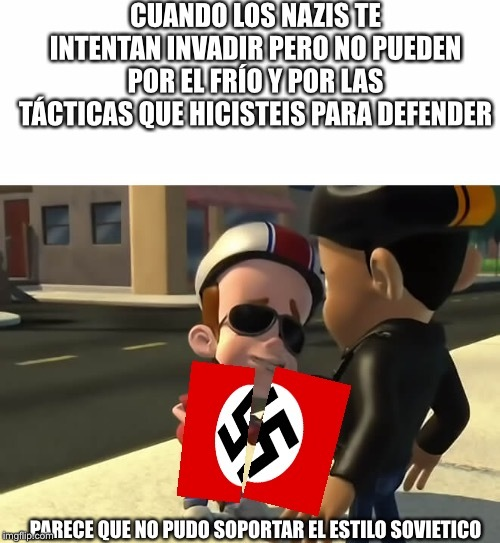 Jimi sovietico - meme