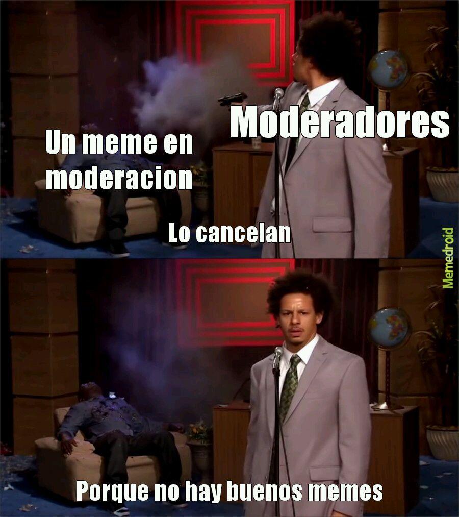 Eso me pasa a mi - meme