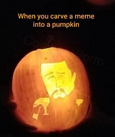 OC. Happy Halloween! - meme