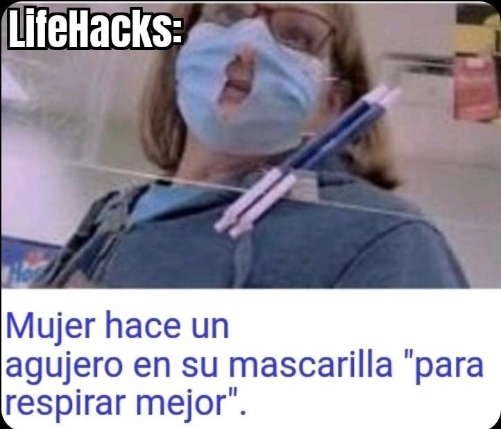 LifeHackers be like - meme