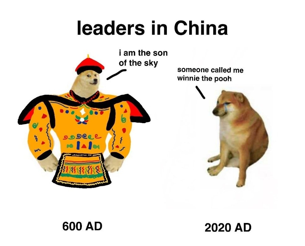 China Leaders - meme