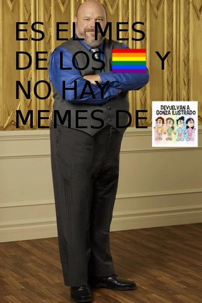 Y gonza - meme