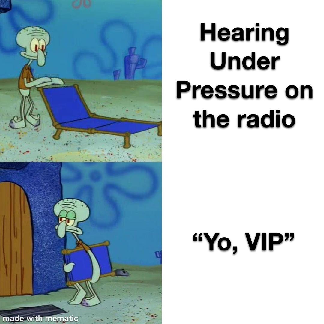 Ew Vanilla Ice - meme