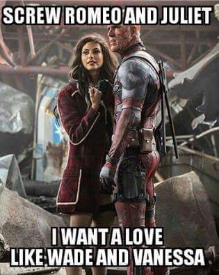More Deadpool please - meme