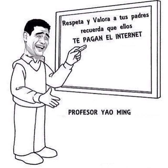 yao ming - meme