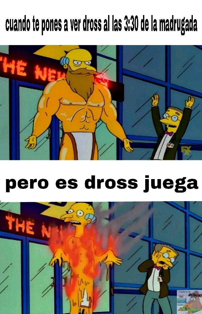 dross juega - meme
