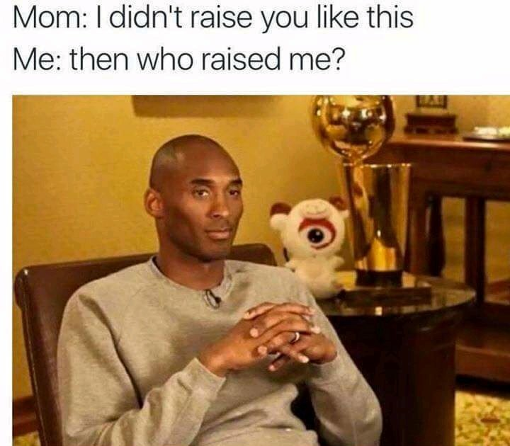Fuck off mom. - meme