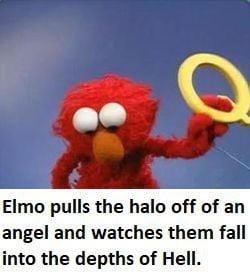 Elmo Face Meme Meme Baby