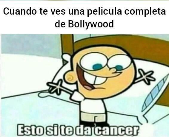 Bollywood - meme