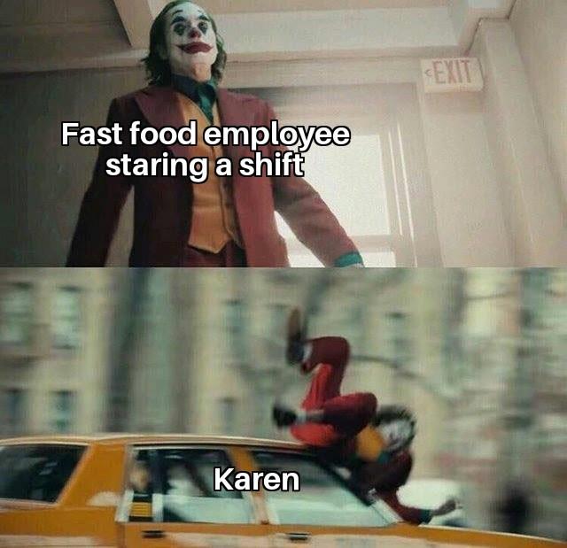 F***ing Karen - meme