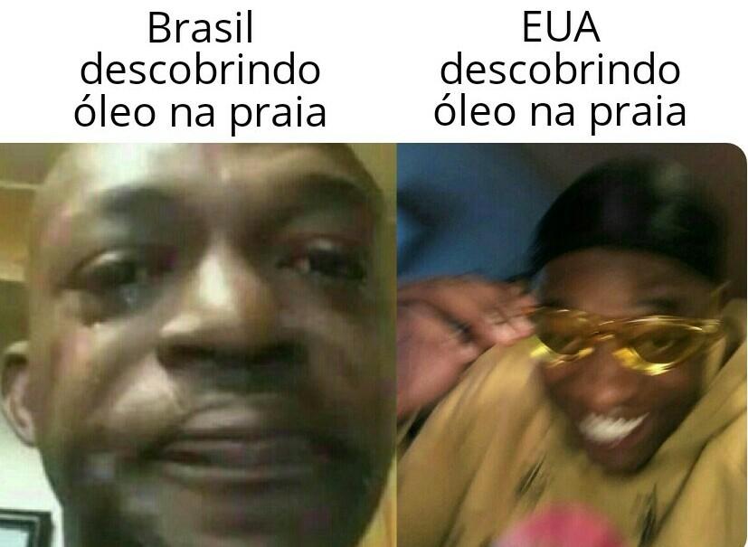 EUA invade Brazil - meme
