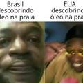 EUA invade Brazil