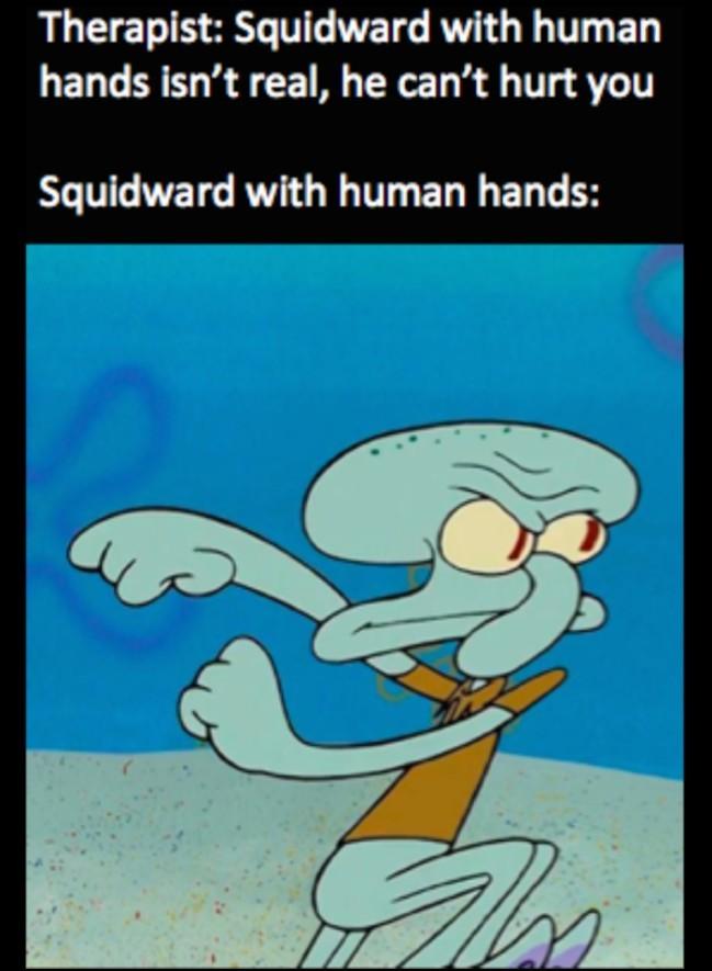 Hands - meme