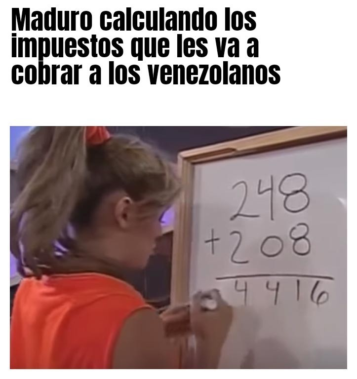 El país de la crisis - meme
