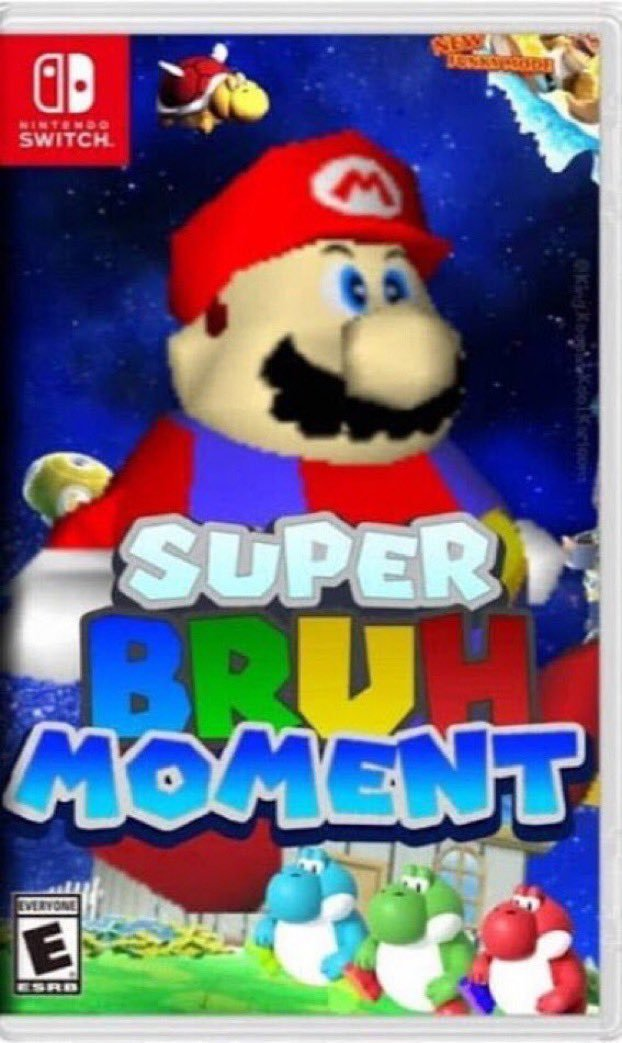 Super BRUH MOMENT ! - meme