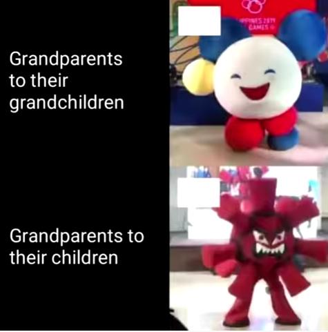 grandparents - meme