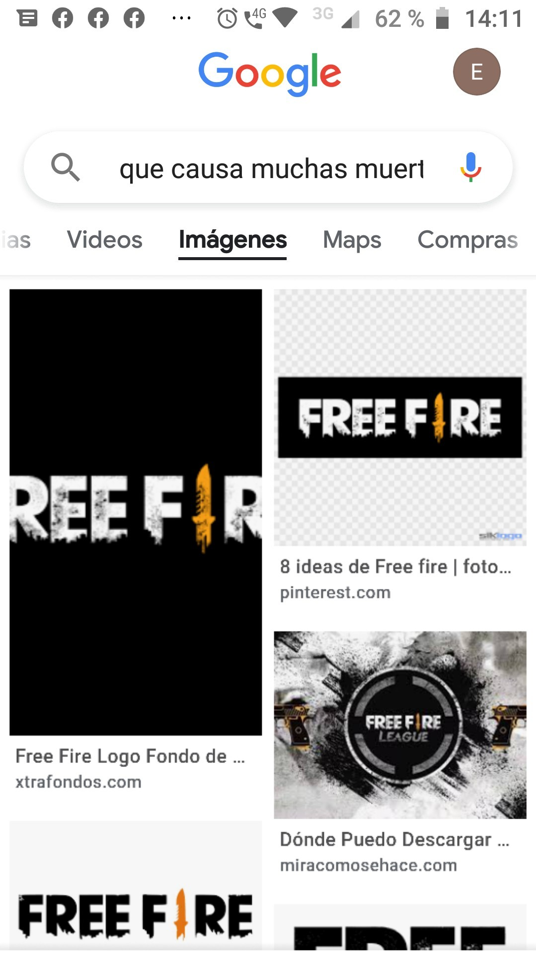 """No es por odiar free fire pero las noticias sobre muertes por """"culpa de este juego"""" son muy comunes - meme"""