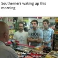 Morning In The South