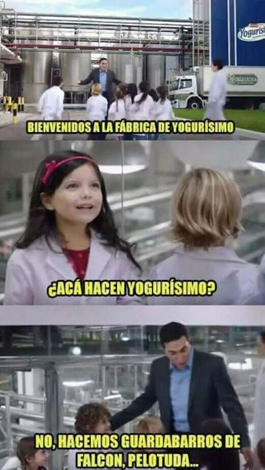 Yugurt :v - meme