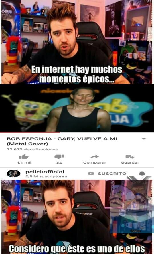 La wea epica - meme